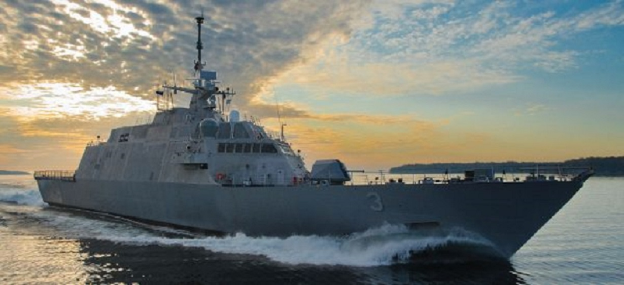 FMM Cover US Navy LCS 11-16-2020